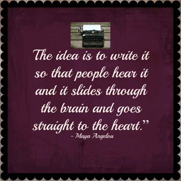 maya quote writing