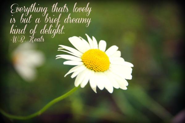 Keats quote