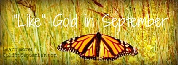 gold in september
