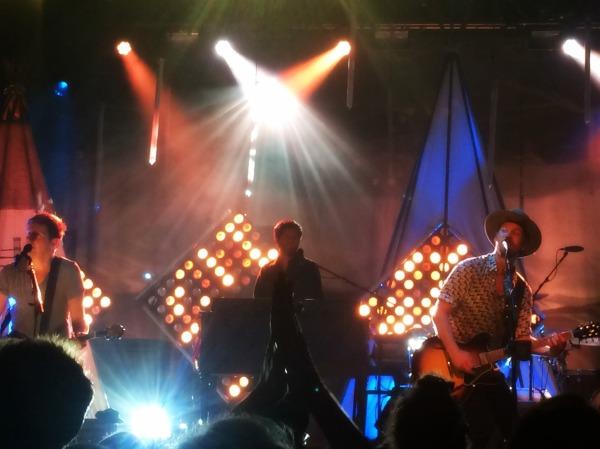 NEEDTOBREATHE concert pic