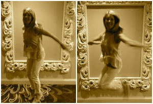 ordinary creative joy jump